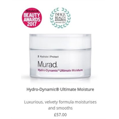 Picture of Hydro Dynamic Moisturiser £57.00