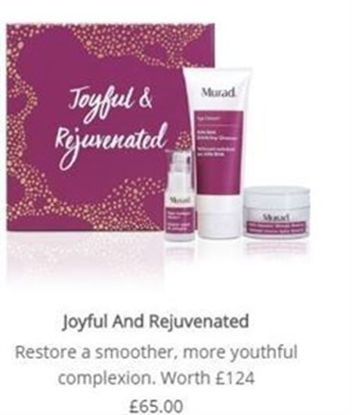 Picture of Murad Joyful & Rejuvenated £65.00